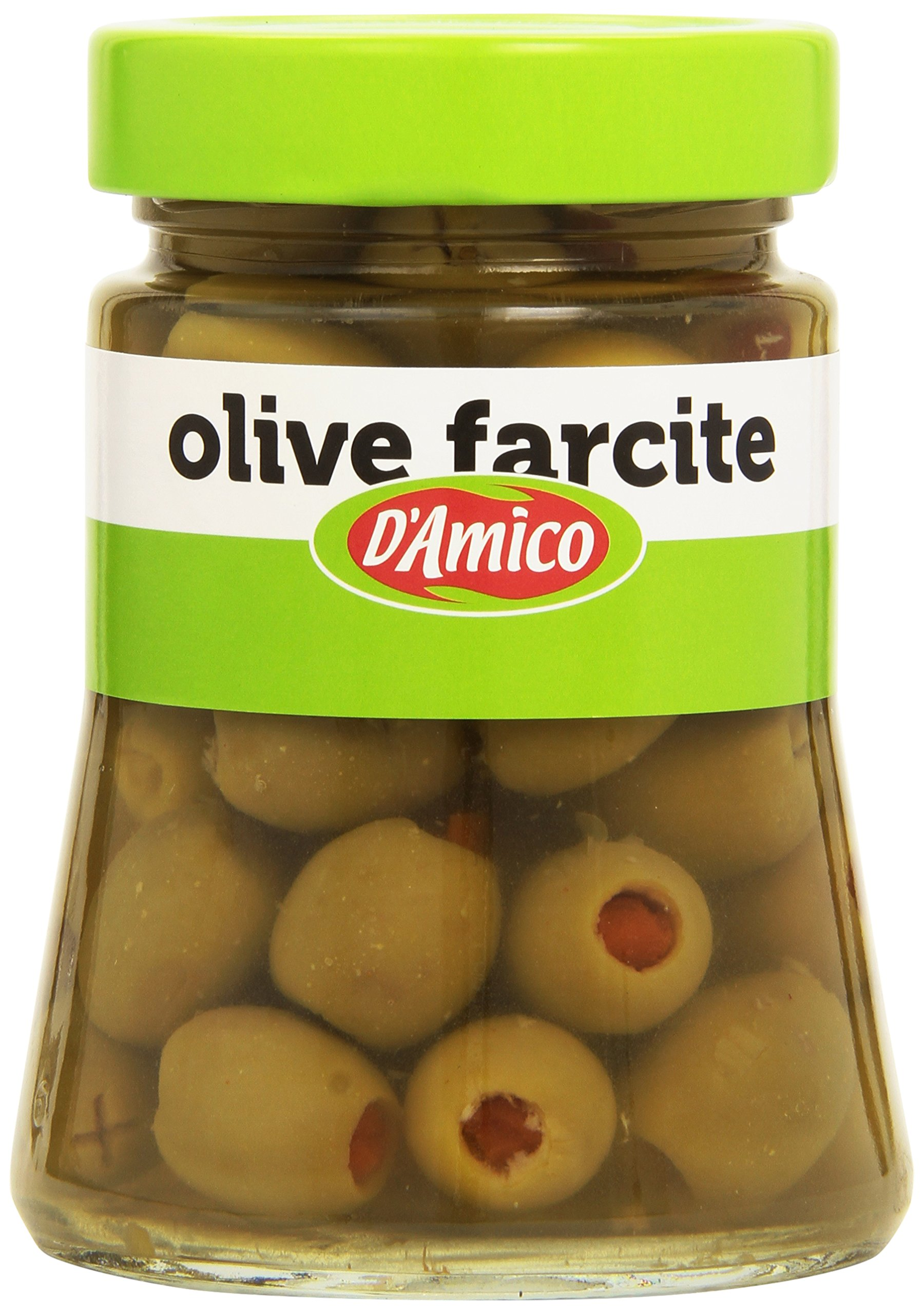 D'Amico - Olive, Farcite, 290 g