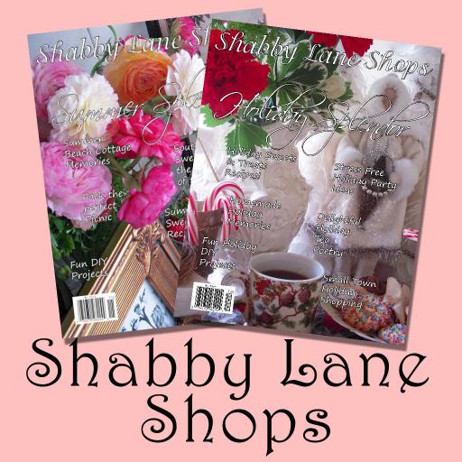 Shabby Lane Shops  (Kindle Tablet Edition) -
