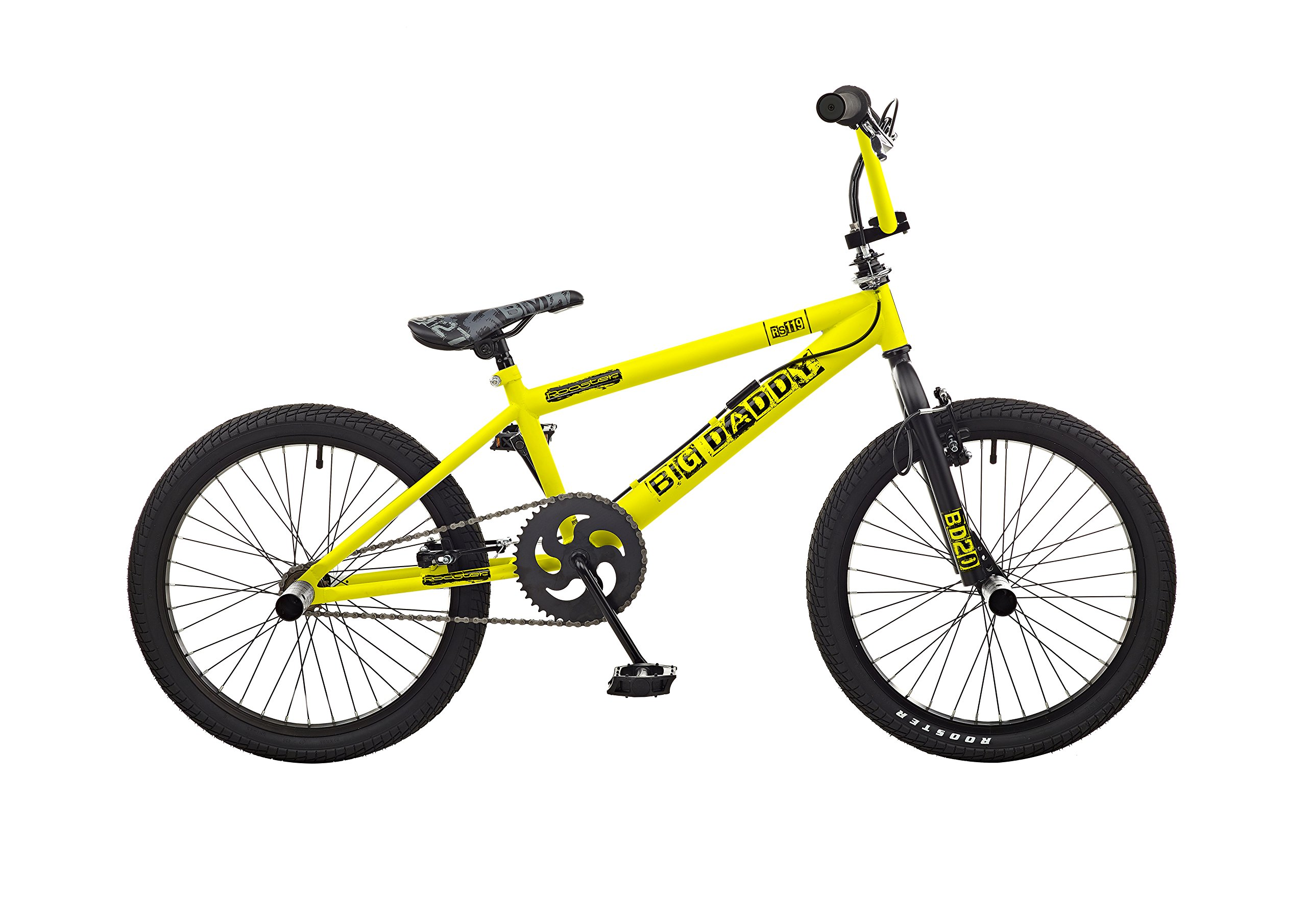 81F9k53lJWL - Rooster Children's Big Daddy Bike