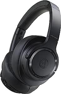 Audio Technica Ath Sr 50 Bt Bk Headphones Black Elektronik
