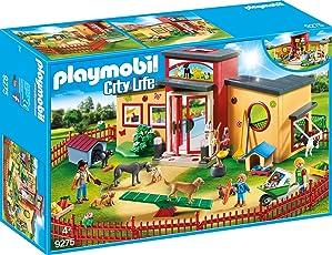 PLAYMOBIL 9275 - Tierhotel Pfötchen Spiel