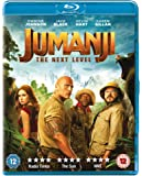 Jumanji: The Next Level [Blu-ray] [2019] [Region Free]