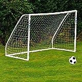 Fullstorlek fotbollsmål nät bärbar fotboll ersättningsnät för barn junior träningsträning