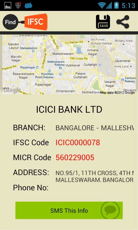 IFSC Code: Find ICICI Bank IFSC Codes and Address of All ...
