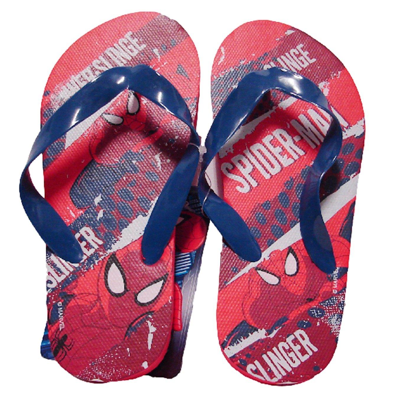 Spiderman Infradito ciabatte Web Slinger (31-32)