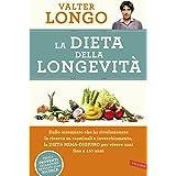 La dieta della longevità. Dallo scienziato che ha rivoluzionato la ricerca su staminali e invecchiamento, la dieta mima-digiu