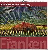 Wandkalender: Mein Franken 2019. Vierfarbig, Format 50 x 50 cm