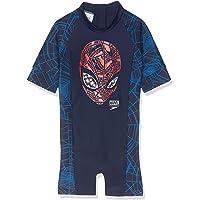 Speedo Boy's Marvel Spiderman All in One Swimsuit