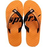 Sparx Women's SF0204L Orange Black Flip-Flops - 5 UK (38 EU) (SF0204L_ORBK0005)