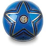 Mondo Toys - Pallone da Calcio cucito Inter F.C. adulto/bambino - size 5 - 300 g - Colore Nero/azzurro/bianco - 13397