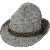 Lipodo Tricorno Feltro di Lana Cappello Classico - Cappello Tradizionale da Uomo - Cappello Tirolese Made in Italy…