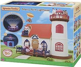 Sylvanian Families 5267 - Leuchtturm Himmelsstern Puppenhaus