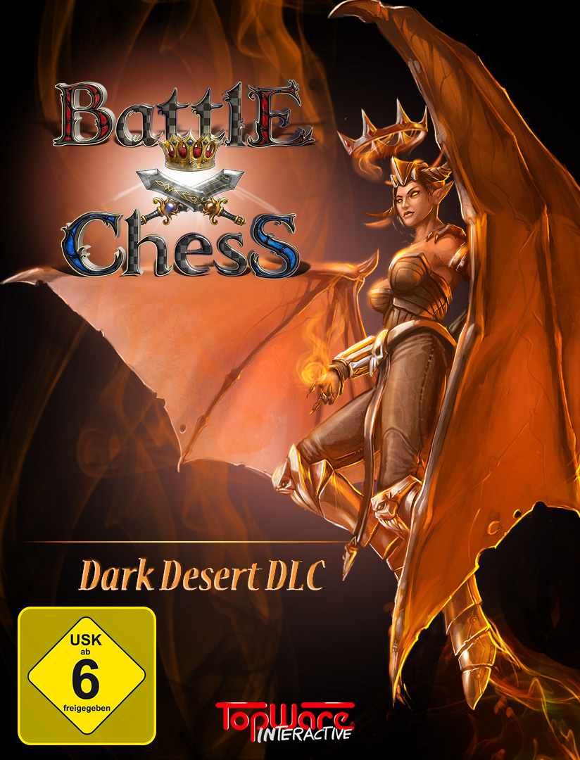 Battle vs Chess - Dark Desert DLC [PC Download]