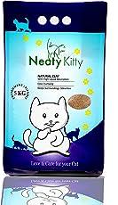 NeatyKitty Premium Clumping Cat Litter, 5 kg