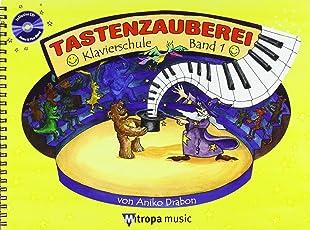 Tastenzauberei, m. Audio-CD