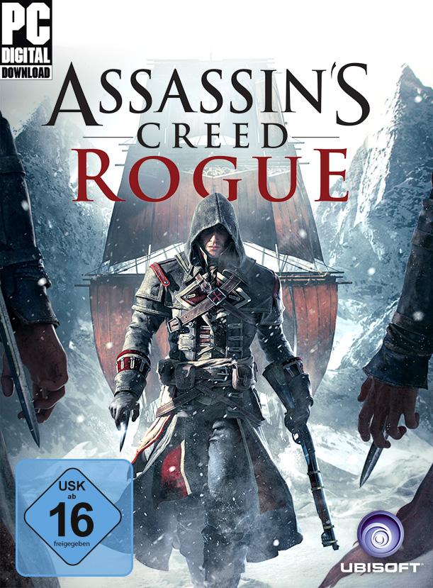 Preisvergleich Produktbild Assassin's Creed Rogue [PC Code - Uplay]