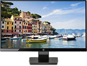 HP 24w 23.8-inch LED Monitor (Black Onyx)