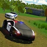 conduite de voiture de police san pedro - poursuite en voiture de police
