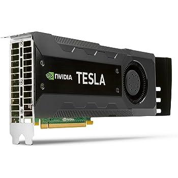 HP F4A88AA NVIDIA Tesla K40 12GB - Tarjeta gráfica (NVIDIA, Tesla K40, 745 MHz, 12 GB, GDDR5-SDRAM, 384 Bit)
