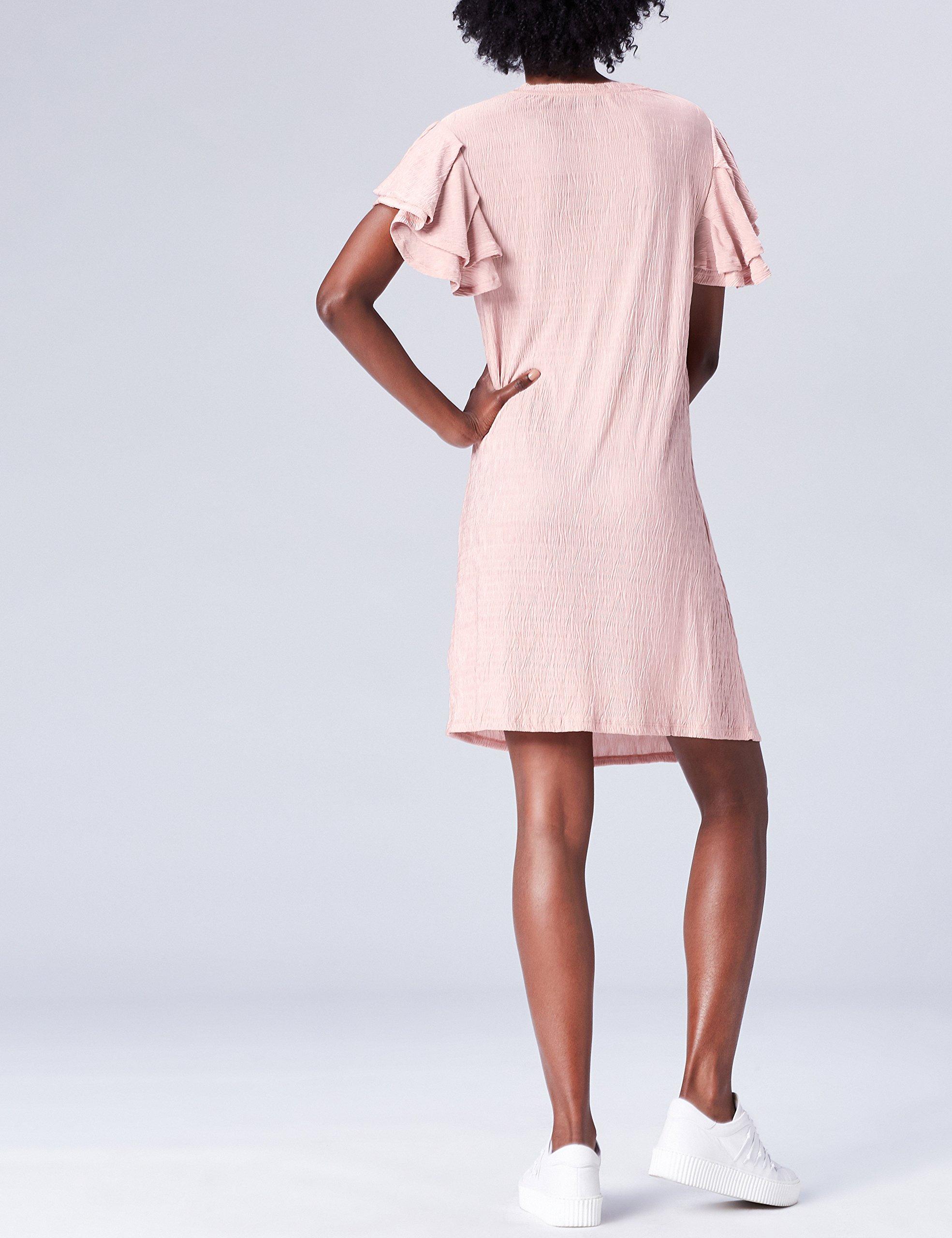 find Vestito Mini A-Line in Cotone Jersey Donna Marchio