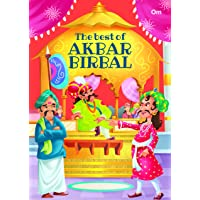 The Best of Akbar Birbal - Illustrated collection of stories