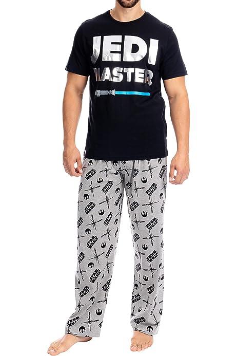 Star Wars Pijama para Hombre La Guerra de Las Galaxias ...
