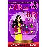 Fun and Fury (Federal Bureau of Magic Cozy Mystery Book 11) (English Edition)