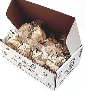 Paste di mandorla siciliane in box regalo (gr.400). RAREZZE: prodotti tipici siciliani, cannoli, pasta di mandorle, cassate, da pasticceria artigianale siciliana.