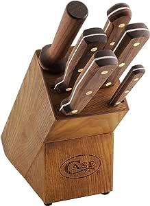 Ceppo di coltelli da cucina Case 7 Piece Kitchen Knife