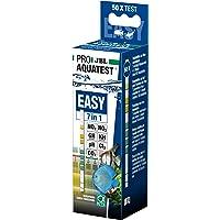 JBL Aquarienwasser-Teststreifen, 50 Teststreifen, PROAQUATEST EASY 7in1