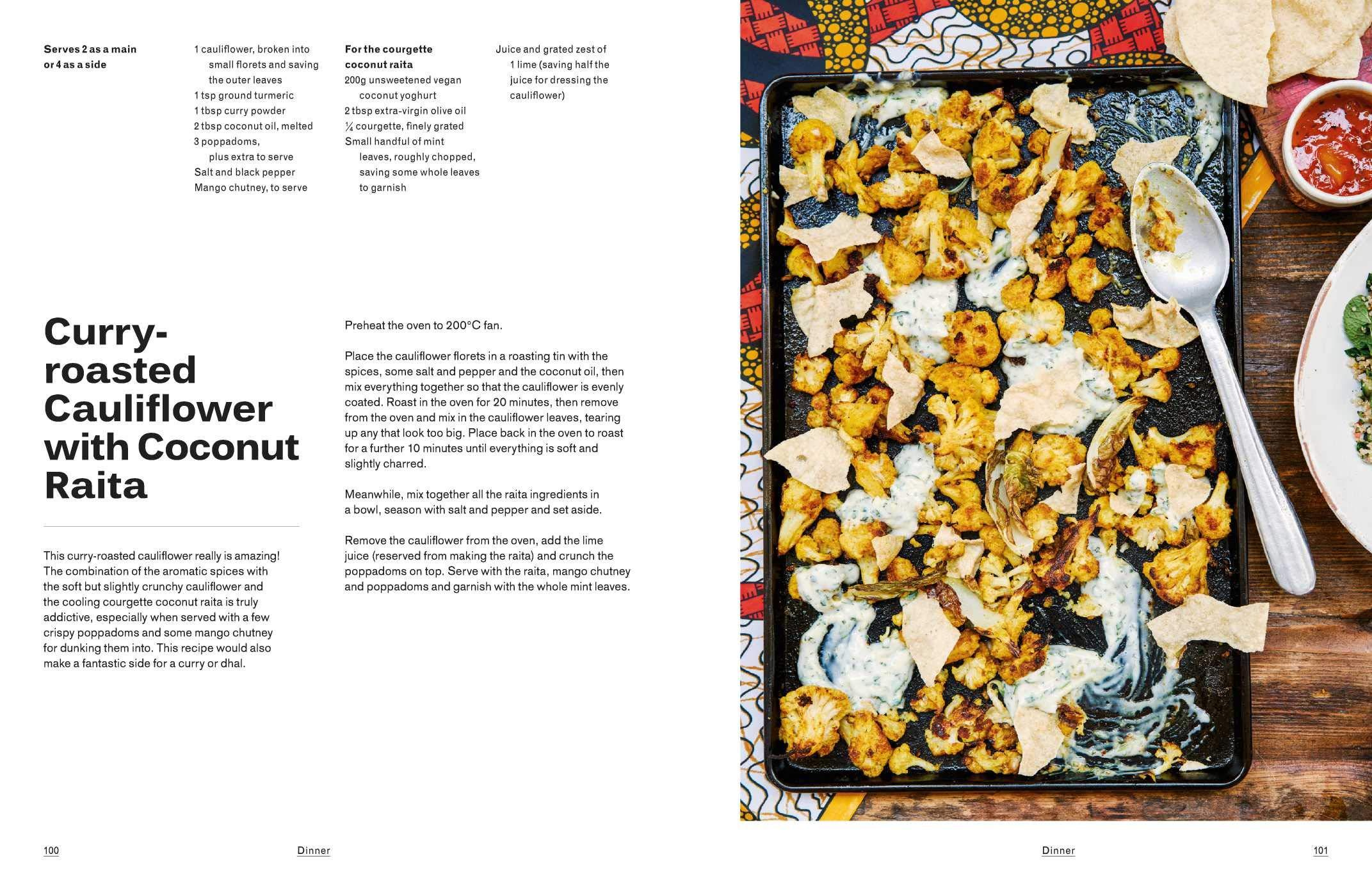Rachel Ama's Vegan Eats: Tasty plant-based recipes for every day 7