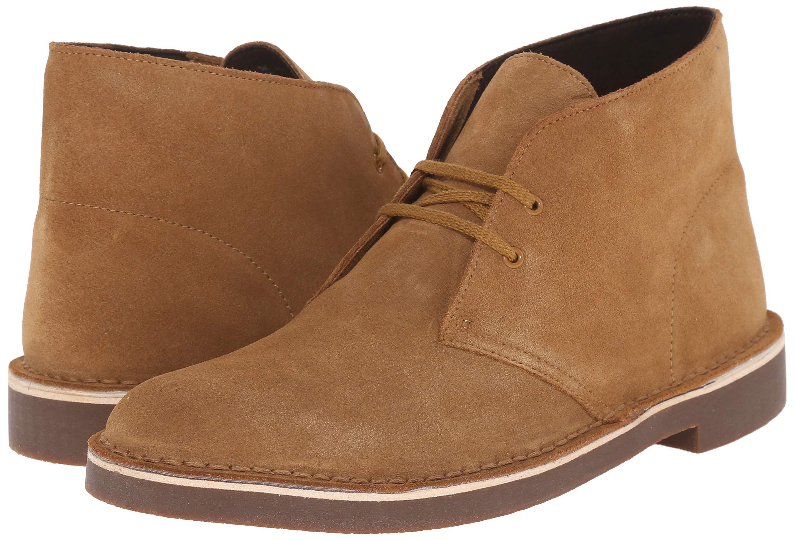 Clarks Men's Bushacre 2 Chukka Boot 6