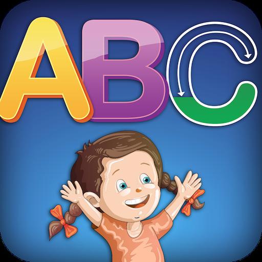 ABC lernen: Kids Handschrift Spiel