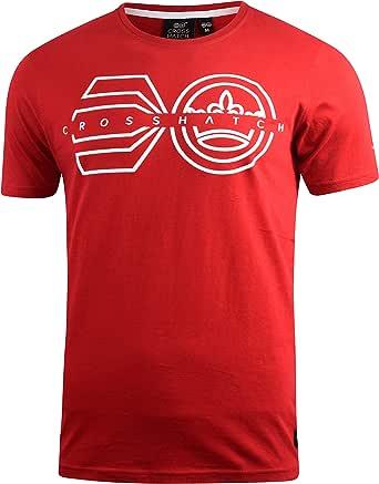 Crosshatch Men's Radfords T-Shirt