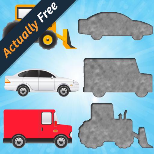 Fahrzeuge Puzzles für Kleinkinder und Kinder KOSTENLOS (Actually Free) (Boot-lift Motor)