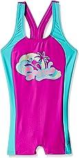 Speedo Girls Swimwear Cayla Legsuit