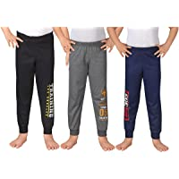 SOUTH TREE Boy's Jogger Pant | Track Pant (Pack of 3)