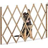 Ib Style® Lin Xxl 62-230cm Treppengitter Absperrgitter Hundegitter Schutzgitter Einfach Zu Verwenden Haustierbedarf