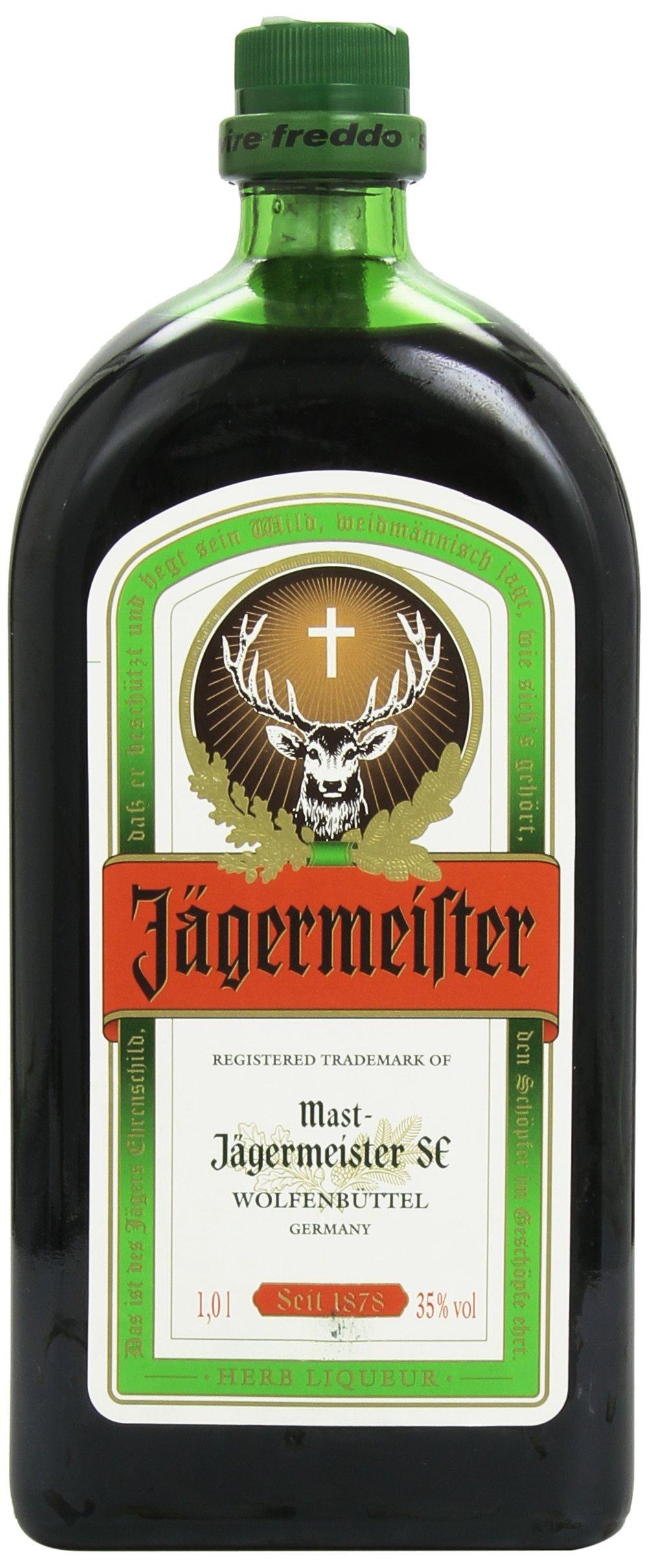 Jagermeister - Liquore, Amaro, 1 l