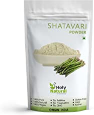 Holy Natural - The Wonder of World Shatavari Powder, 200g (SVP002)