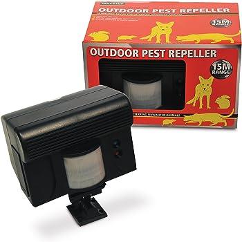 Procter Ultrasonic Garden Pest Repeller