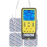 TensCare Sports TENS - Electroestimulador muscular. Programas predeterminados TENS, EMS y para masaje y programas manuales. A