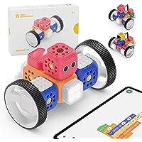 Robo Wunderkind Lernroboter für Kinder ab 5 Jahren - Klemmbausteinen-kompatibler Baukasten mit von Pädagogen erstellten…