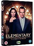Elementary - Season 6 [DVD] [2018]