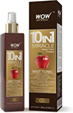Wow 10 in 1 Miracle Apple Cider Vinegar Mist Tonic, 200ml