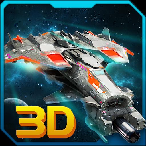 Air Jet Fighter Abenteuer Simulator 3D: Ruhm der Galaxie Wars Combat Flight Survival Held Avion Force Games Kostenlos für Kinder 2018 (Galaxy-simulator)