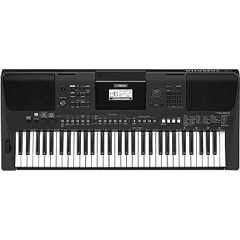 yamaha p 125b pianoforte digitale colore nero amazon. Black Bedroom Furniture Sets. Home Design Ideas