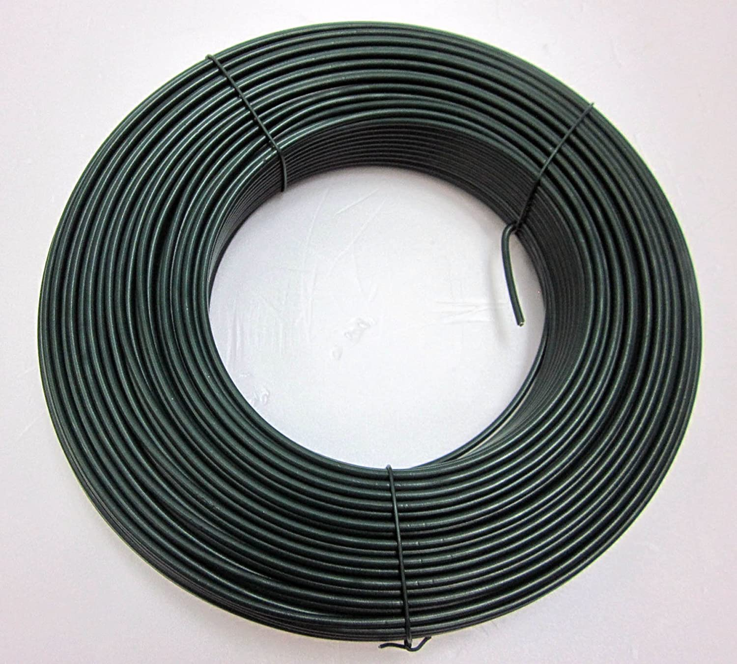 PVC Coated Tension Line Wire 100m x 31mm for Fencing 1 Amazon