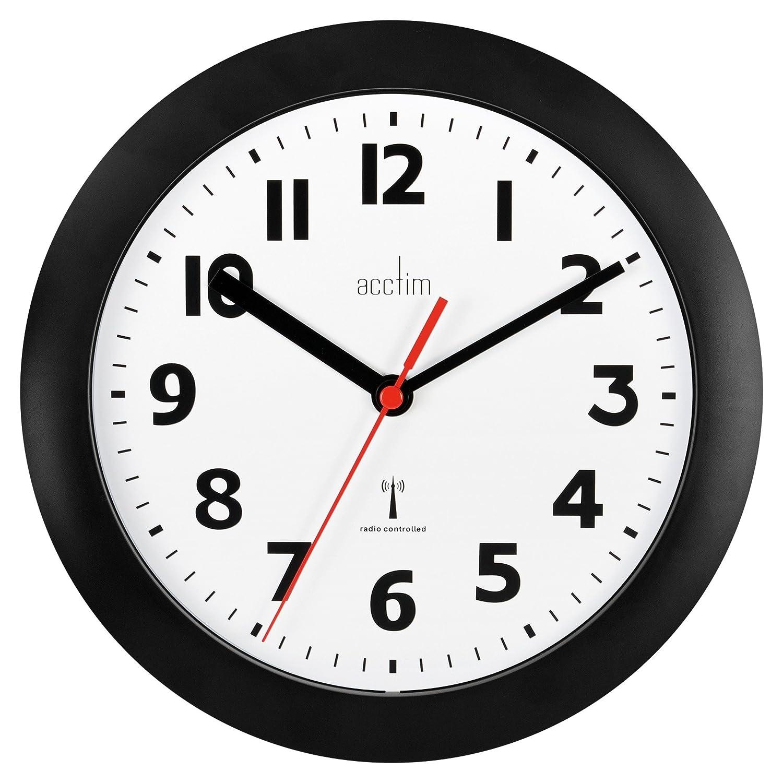Acctim parona radio controlled wall clock wall clock acctim acctim parona radio controlled wall clock wall clock acctim amazon kitchen home amipublicfo Choice Image