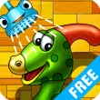 Dino Bath & Dress Up (FREE)- educational learning kids games for girls & boys